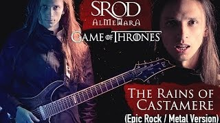 ★ The Rains of Castamere - Game of Thrones - Rock / Metal Cover