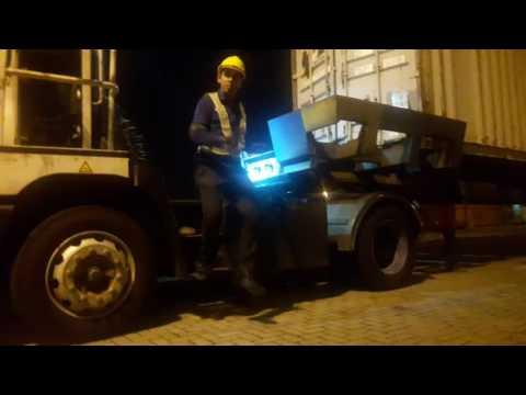 Latihan Prime Mover Pelabuhan Tanjung Pelepas