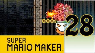 Super Mario Maker (WiiU) - #28 - Door-to-Door Platformer