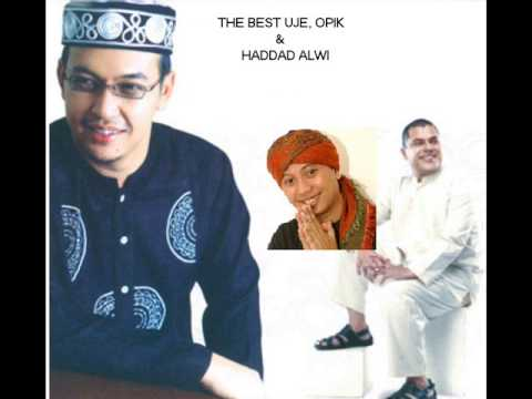 The Best UJE, OPIK & HADDAD ALWI