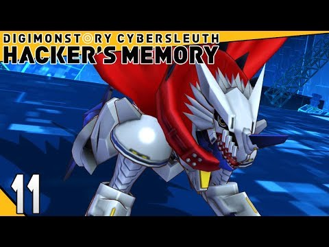 Digimon Story Cyber Sleuth Hackers Memory Part 11 HACKMON! PS4 Gameplay Walkthrough