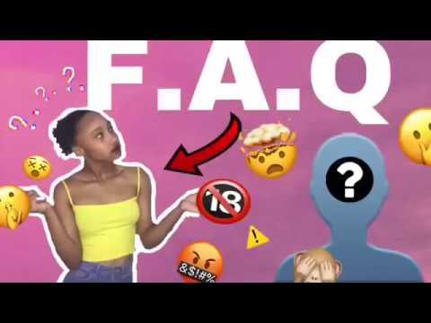 F.A.Q : AVEC MON INVITÉ SURPRISE ????????
