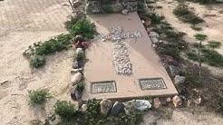 Dick Wick Hall Grave - Salome, AZ