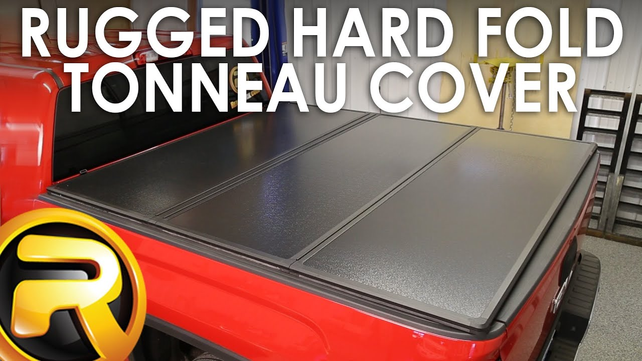 How To Install The Rugged Hard Fold Tonneau Cover Youtube