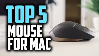 Best Mouse For Mac - Which Mouse Works Best With Your Macbook?