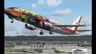 Garuda indonesia *theme song