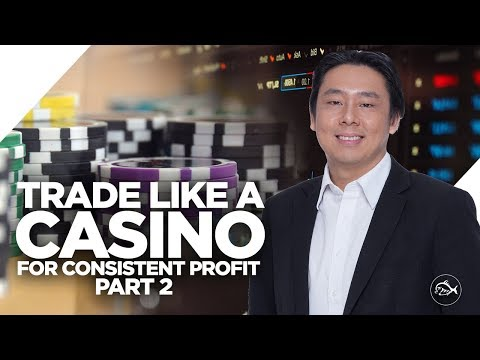 Trade Like a Casino Part 2: Creating a Profitable Stock Trading System