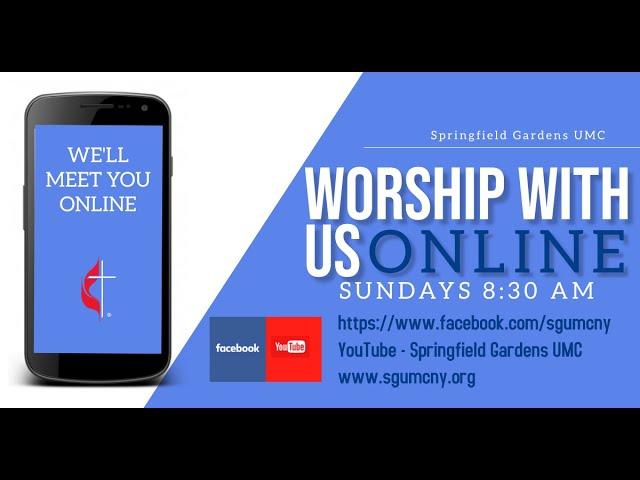 Online Worship 10-18-20