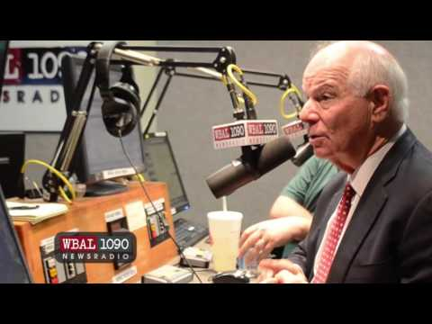 Sen. Ben Cardin talks about Brexit, gun control sit-in