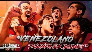 VENEZOLANO TRIUNFANDO EN DISNEY   PARTE 4   AGÁRRATE   FACTORES DE PODER