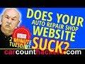 Ultimate 5-Step Website Usability Checklist - Auto Shop Marketing - 2 Minute Tuesday