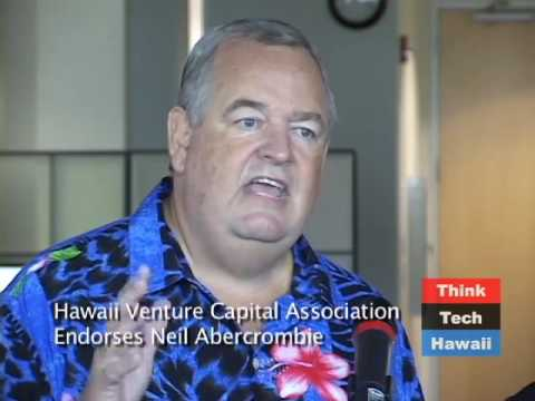 HVCA Endorses Neil Abercrombie for Governor