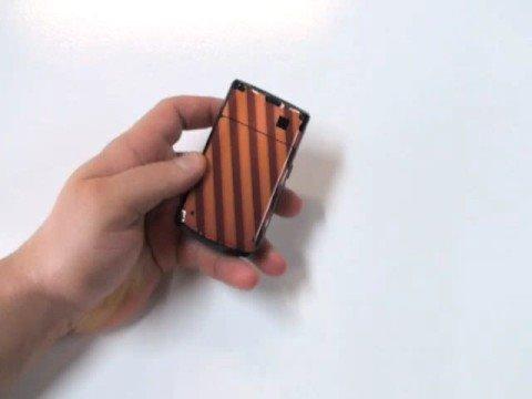 LG CU515 Skin