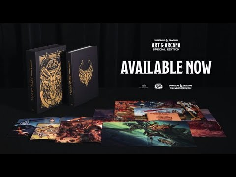 art and arcana special edition vs regular
