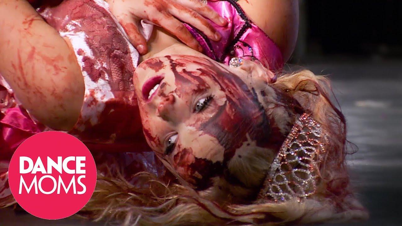 "Download ""You're Not PSYCHO Enough!"" JoJo's Horror Solo Causes a SCENE! (Season 5 Flashback) | Dance Moms"
