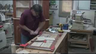 Part 25: Corner Cabinet Series From Mastering Woodworking With Charles Neil