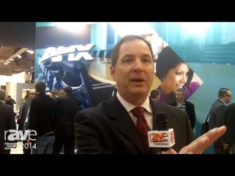 ISE 2014: AMX Gives rAVe an Overview of Its ISE 2014 Stand