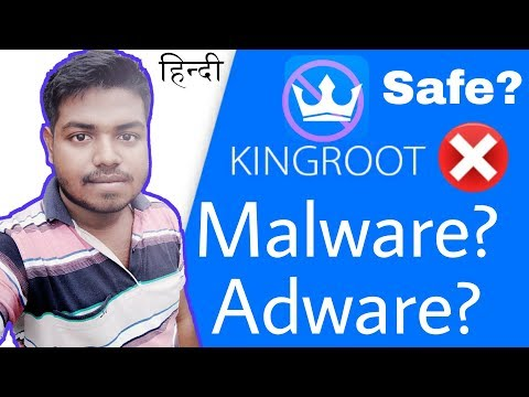 KingRoot is Malware or Adware?Root With Kingroot! Safe? Hindi Tech Video