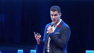 Sí tú no crees en ti, nadie va a creer en ti   Sergio Dipp   TEDxUANL