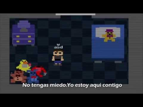 TODOS Los Minijuegos en 8-Bits de Five Nights at Freddy's 4 (Subtitulado)