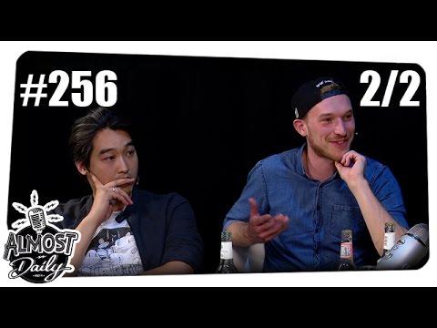 [2/2] Almost Daily Live #256 mit Budi, Nils, Lars und Gino | Fragen aus der Community | 25.09.2016