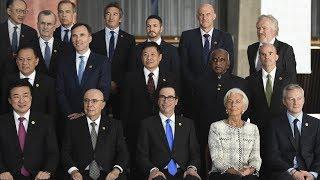 В G20 продвигают свободную торговлю и опасаются смены курса США