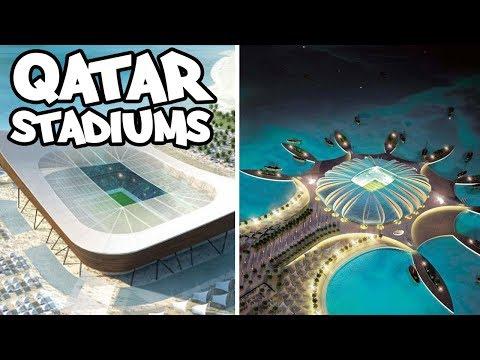 Wm 2022 Katar Das Sind Die Geplanten Stadien Offizieller