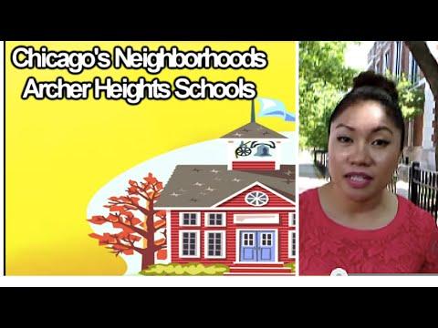 Archer Heights Chicago School Information