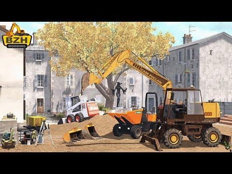 FS17 Travaux Publics - Reprise et chantier en ville