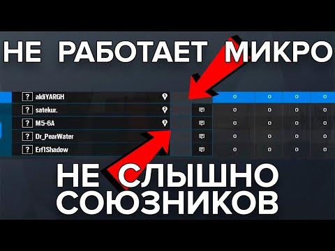 БАГ С МИКРОФОНОМ