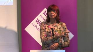 Janet Street-Porter. Women in the media: a fair representation?