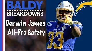 Analyzing Derwin James' THRILLING Rookie Year | Baldy Breakdowns