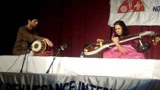 Saraswathi Ranganathan - Tanam - Brindavana Saranga