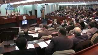 البرلمان يصادق على مشروع قانون السمعي البصري