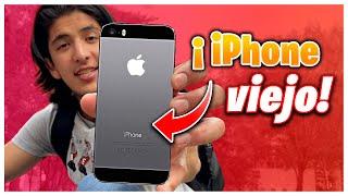 UN DÍA con un iPhone VIEJO - ¡NO pude!