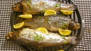 Mediterranean Whole Trout Recipe