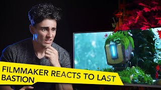 FILMMAKER REACTS TO OVERWATCH THE LAST BASTION CINEMATIC!