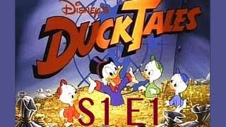 TVlog: DuckTales- S1 E1- Send In The Clones