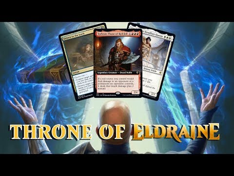 Daily Throne of Eldraine Spoilers — September 16, 2019   Torbran, Fires of Invention and More!