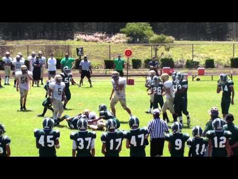 Molokai Football Highlights 2014