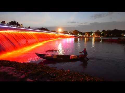 Starlight Bridge Saigon - Unicorn Fountain