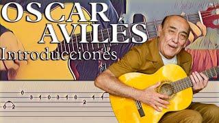 Oscar Avilés - Introducciones - Guitarra criolla - Tutorial guitarra + PDF