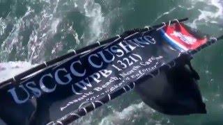 Coast Guard Cutter Cushing crew helps release 130 sea turtles