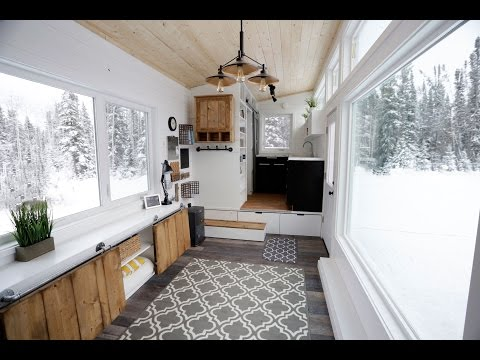 Tiny House Has One Clever Design Trick After Another Videos