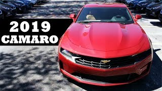 2019 Chevrolet Camaro Review   Modern Muscle At Its Finest?