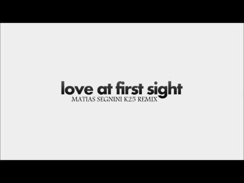 Kylie Minogue - Love At First Sight (Matias Segnini K25 Remix)