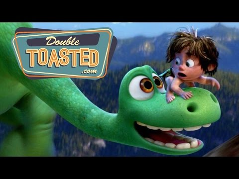 THE GOOD DINOSAUR - Double Toasted Review