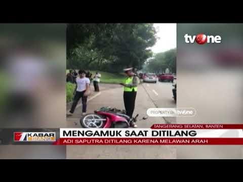 Polisi Dalami Motif Adi Saputra Hancurkan Motor dan Bakar STNK