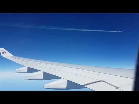 [Full HD] Extreme Air Race, 787 Dreamliner vs A330 | Full Thrust