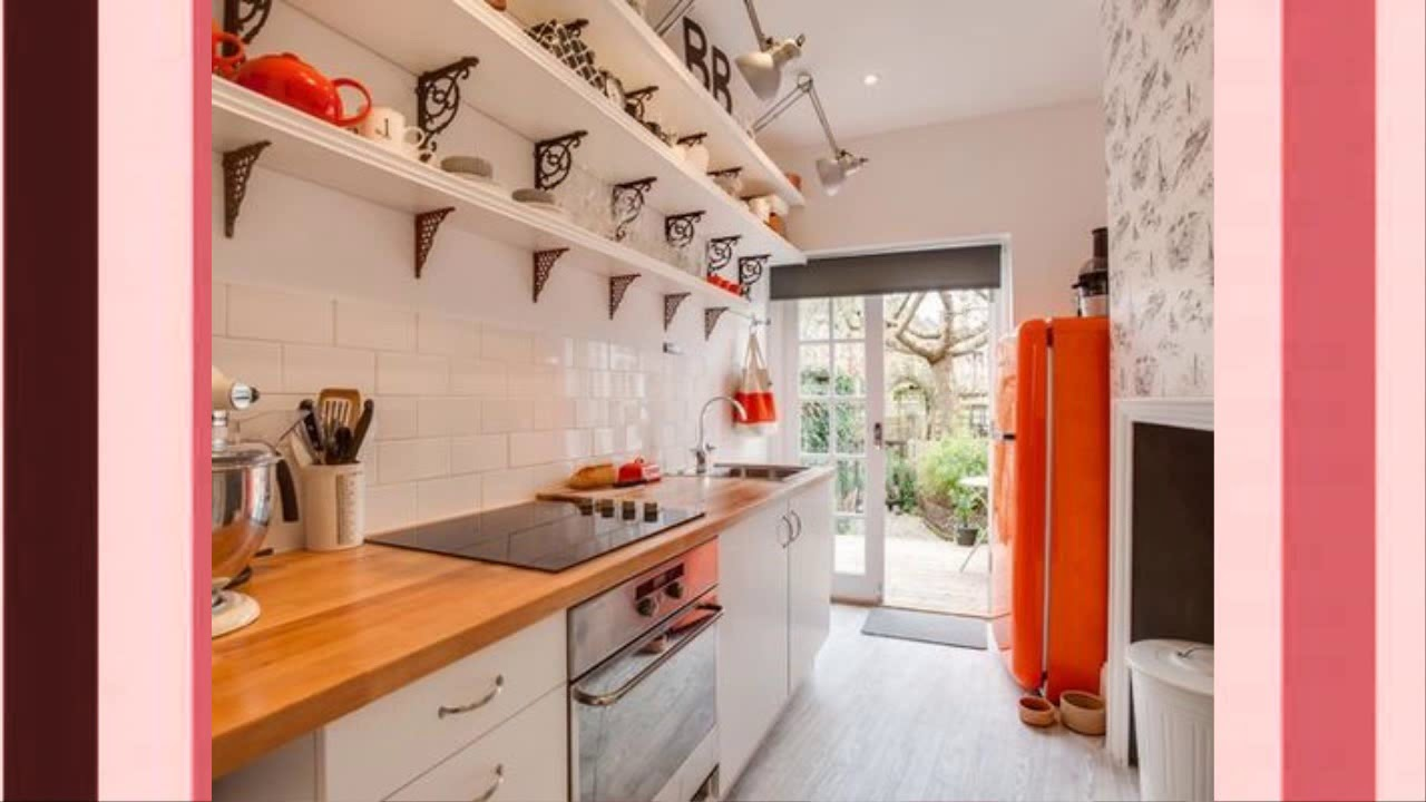 Ideas para decorar cocinas peque as dise o de interiores Diseno cocinas muy pequenas